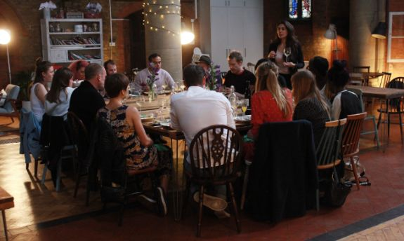 WSET courses with Divino in Vino